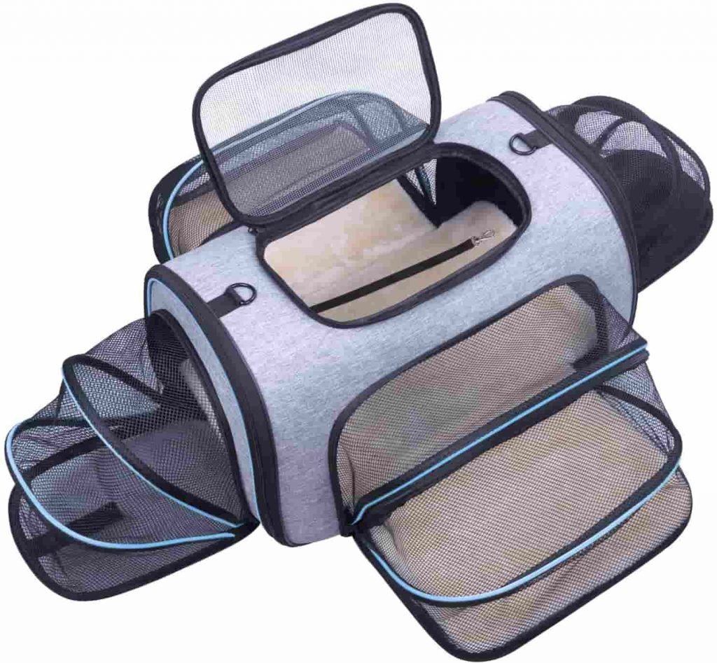 Airline Approved Pet Carrier Cat Backpack