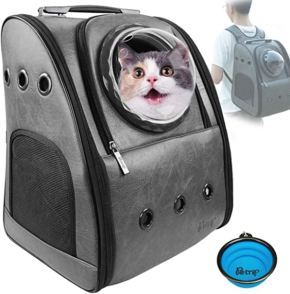 The Fat Cat Backpack for Larger Cats