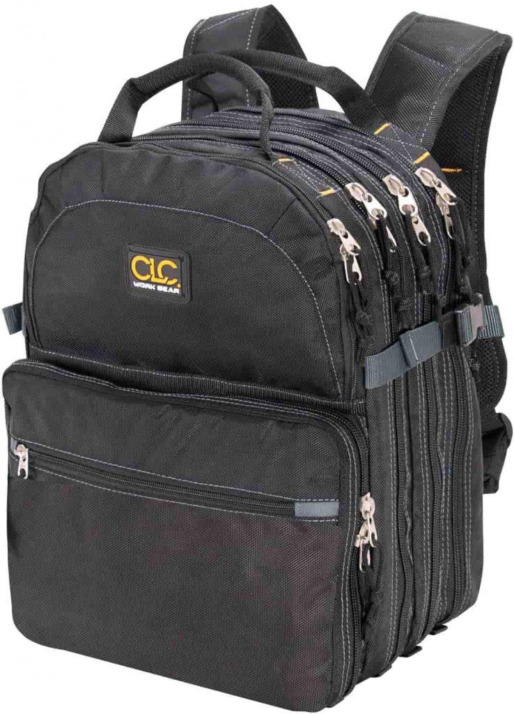 CLC Custom LeatherCraft 1132 75 Pocket Tool Backpack