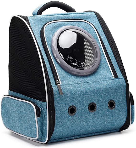 Cat Carrier Backpack Bubble Space Capsule
