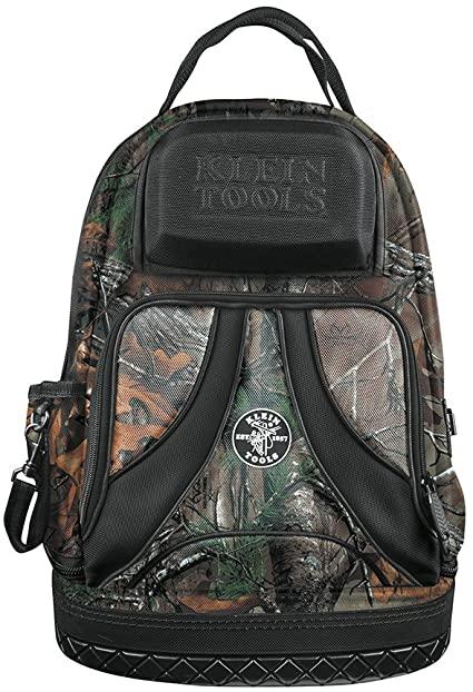 Klein Tools CAMO Tool Bag Backpack