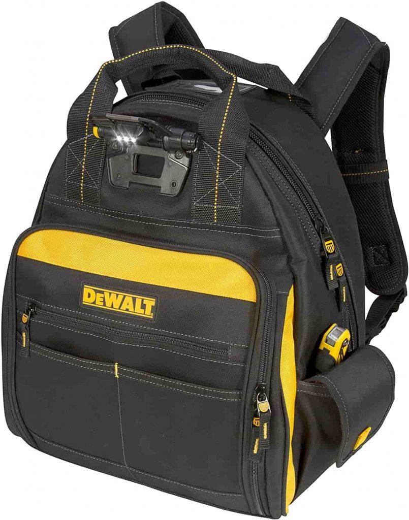 Best tool backpack for mechanic