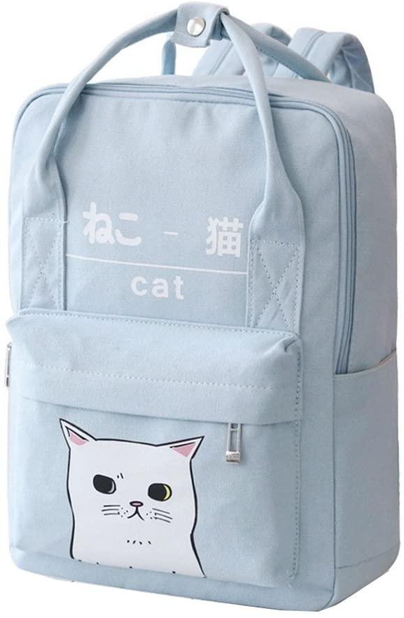 korean high school backpack